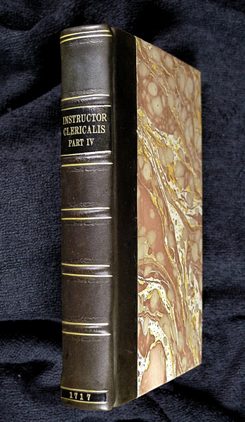 Instructor Clericalis. Part IV. Being a continuance of Bars and other Pleadings from the Third Part. R G., Robert Gardiner.