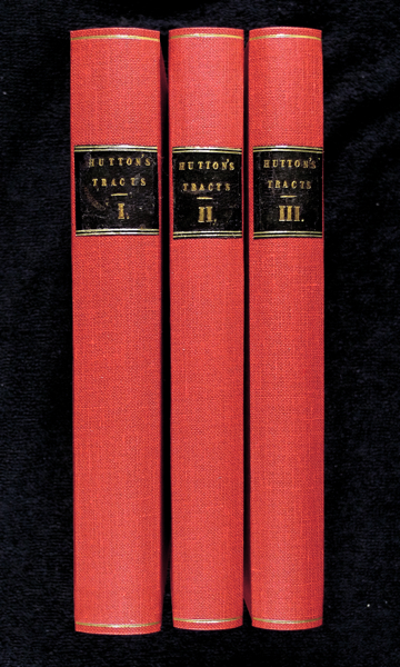 Tracts on Mathematical and Philosophical Subjects; comprising, among numerous important articles, the Theory of Bridges, with several plans of recent improvement. Also the results of numerous experiments on the Force of Gunpowder, with applications to the modern practice of Artillery. Charles Hutton.