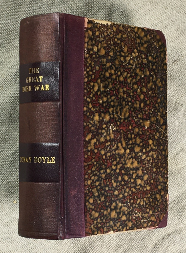 The Great Boer War. Complete in two volumes, bound together. [Tauchnitz vols 3464 & 3465]. A. Conan Doyle.