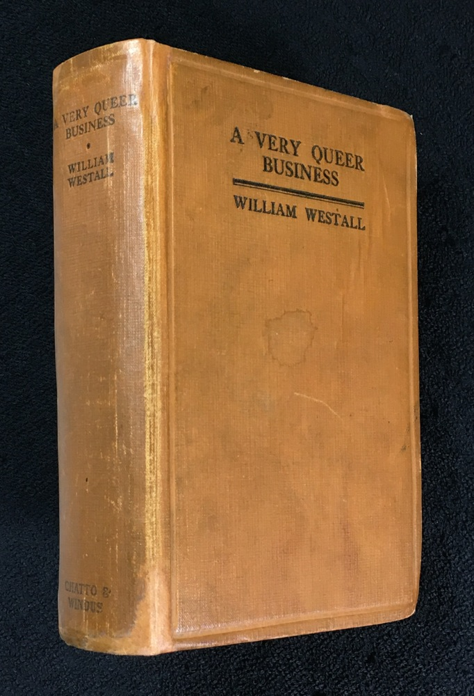A Very Queer Business. (Short stories). William Westall.