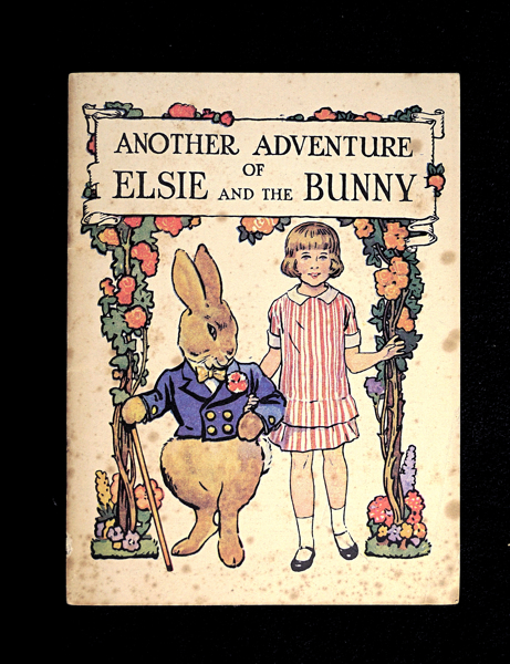 Another Adventure of Elsie and the Bunny. Cadbury's.