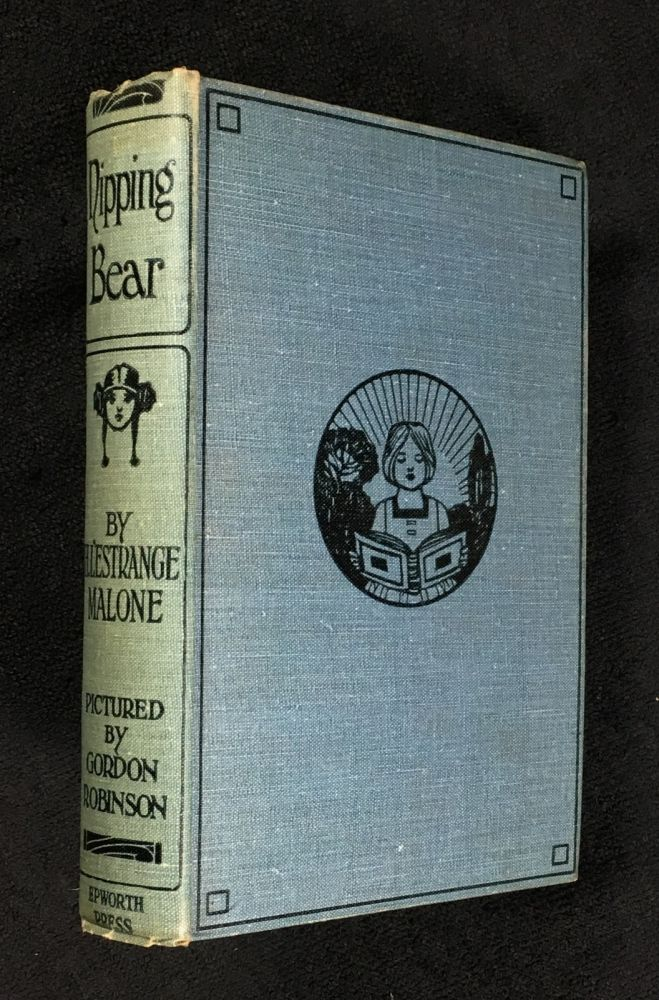 Nipping Bear. [Inscribed by author]. H. L'Estrange Malone, Gordon Robinson.