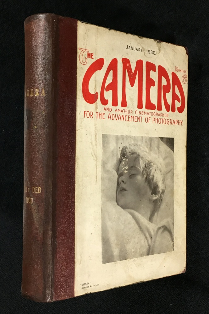 The Camera and Amateur Cinematographer: for the Advancement of Photography. Jan to Dec 1930. [bound]. John MacSymon.