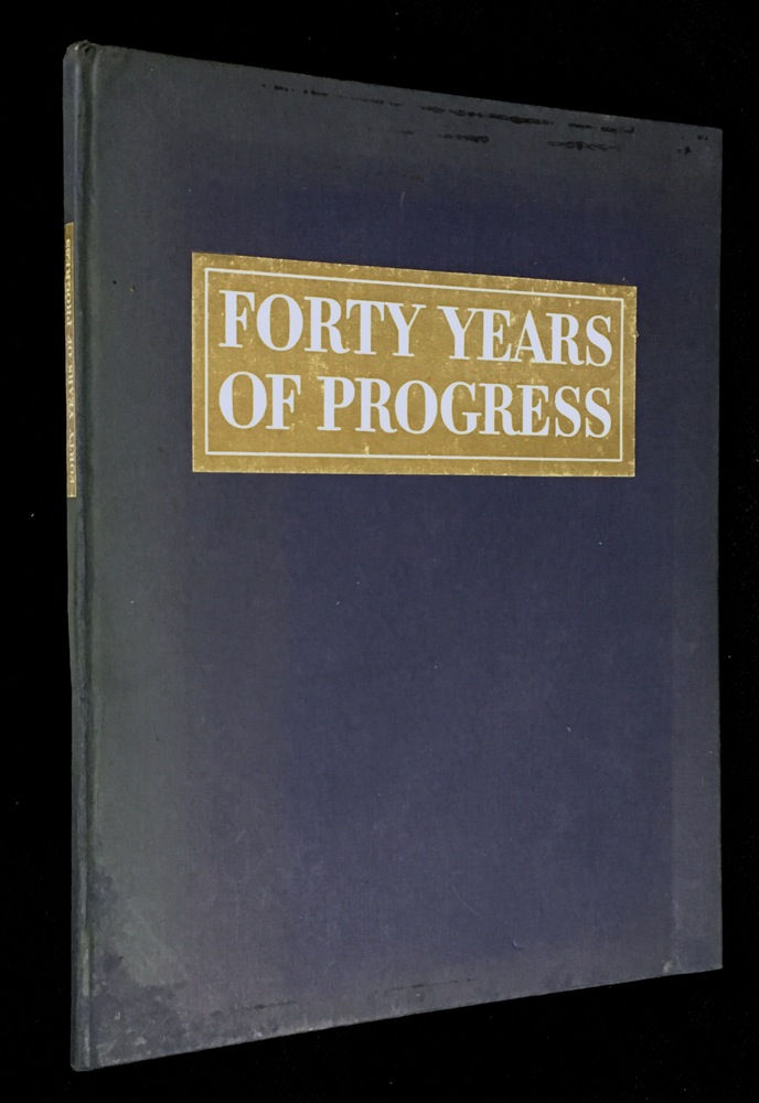 Forty Years of Progress: The story of the Daimler, Lanchester, and B.S.A. motor cars. John Prioleau.