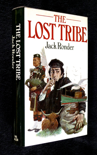 The Lost Tribe. Jack Ronder.
