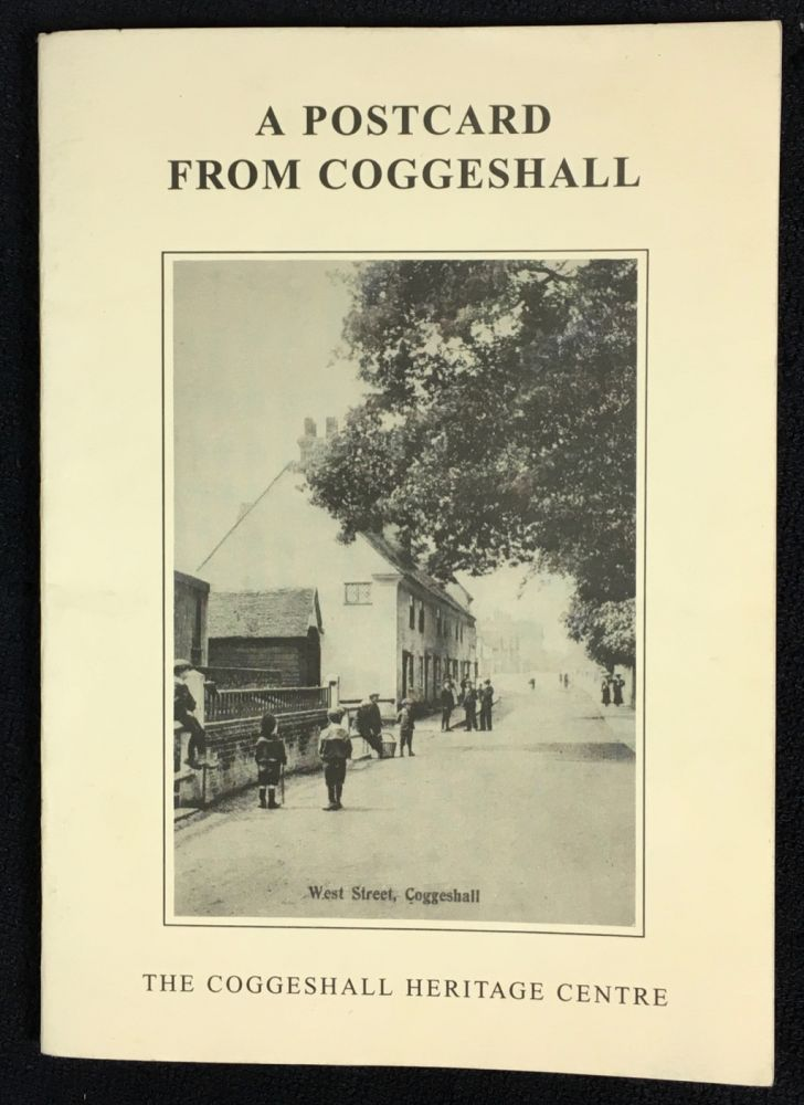 A Postcard from Coggeshall. Douglas Judd.