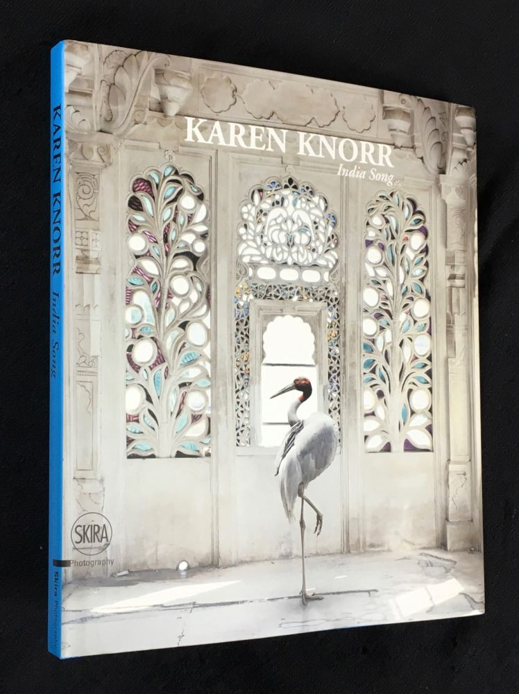 Karen Knorr: India Song. [English text throughout]. Karen Knorr, Rosa Maria Falvo, a, William Dalrymple, A Brief History of Indian, Christopher Pinney.