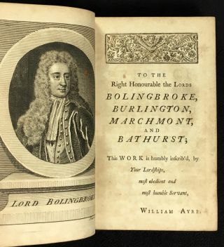 Memoirs of the Life and Writings of Alexander Pope, Esq; Faithfully Collected from Authentic Authors, Original Manuscripts, and the Testimonies of many Persons of Credit and Honour: with Critical Observations. [In Two Volumes]