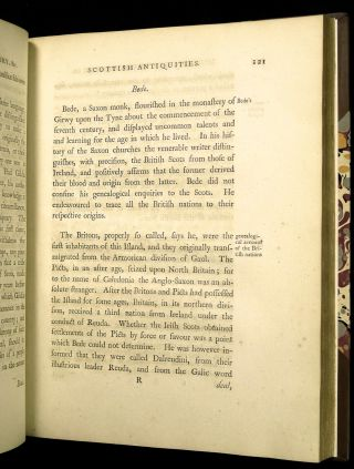 An Introduction to the History of Great Britain and Ireland: or, an Inquiry into the origin, religion, future state, character, manners, morality, amusements, persons, manner of life, houses, navigation, commerce, language, government, kings, general assemblies, courts of justice, and juries, of the Britons, Scots, Irish, and Anglo-Saxons.