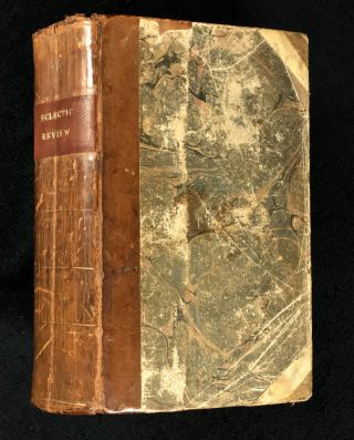 The Eclectic Review, Vol.I: 1805, Parts I and II [in one volume]. Samuel Greatheed