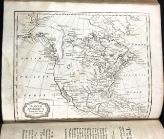 A General View of the World, Geographical, Historical and Philosophical; on a plan entirely new. Complete in two volumes.
