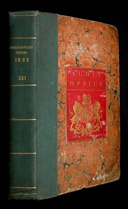 Parliamentary Papers, 1822: ] VOL. XXI. Accounts and Papers (2.) relating to: The Bank of...