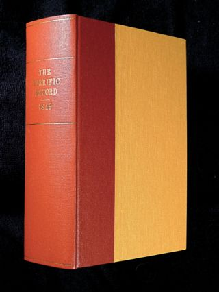 The Terrific Record; and Chronicle of Remarkable and Interesting Events, &c. [No.1 through to No....