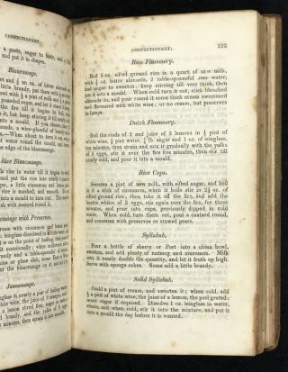 The English Housekeeper: or, Manual of Domestic Management: containing Advice on the Conduct of Household Affairs, and Practical Instructions concerning the store-room, the pantry, the larder, the kitchen, the cellar, the dairy. The whole being intended for the use of young ladies who undertake the superintendence of their own housekeeping.