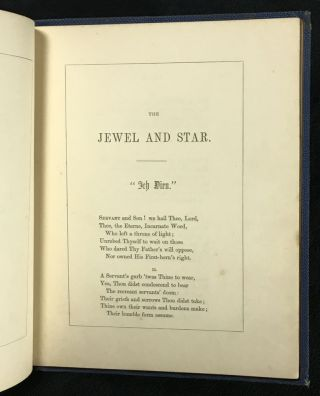 The Jewel and Star.