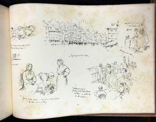 How We Spent the Summer, or a Voyage en Zigzag: in Switzerland and Tyrol, with some Members of the Alpine Club; from the Sketch Book of One of the Party.