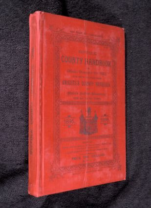 Suffolk County Handbook and Official Directory for 1895, with which are incorporated Knights's...
