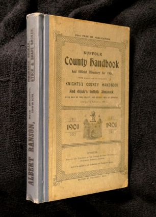 Suffolk County Handbook and Official Directory for 1901, with which are incorporated Knights's...