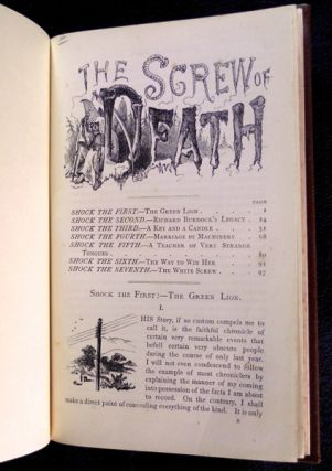 The Screw of Death; in Seven Shocks.
