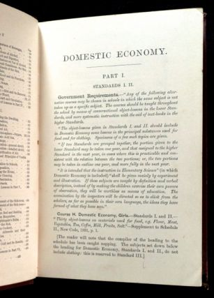The Teacher's Manual of Lessons on Domestic Economy.