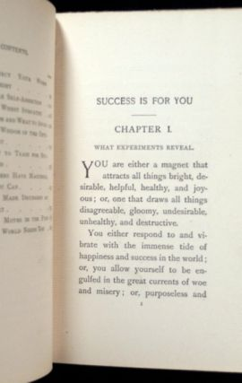 Success is for You.