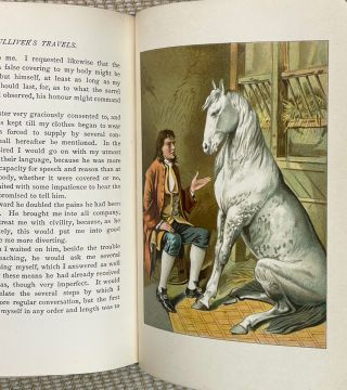 Gulliver's Travels. In the Routledge's Prize Library series.