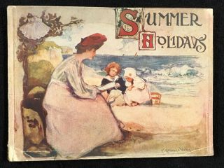 Summer Holidays. Percy Lindley