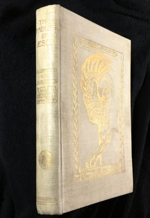 The Fables of Aesop. [Signed Limited Edition].