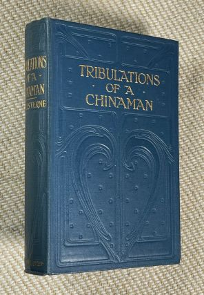 Tribulations of a Chinaman. Jules Verne, Ellen E. Frewer