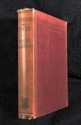 Livelihood and Poverty: A study in the economic conditions of working class households in...