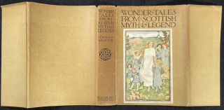 Wonder Tales from Scottish Myth and Legend.