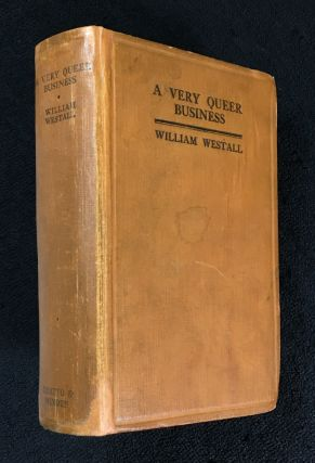 A Very Queer Business. (Short stories). William Westall