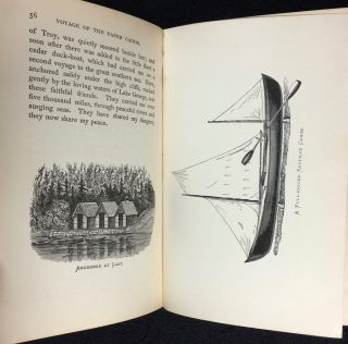 Voyage of the Paper Canoe. A geographical journey of 2500 miles, from Quebec to the Gulf of Mexico, during the years 1874-5.