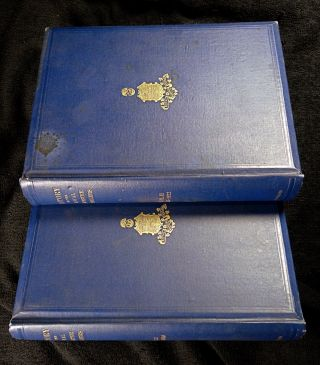 History of the Royal Munster Fusiliers. For Private Circulation Only. Vol I: from 1652 to 1860;...