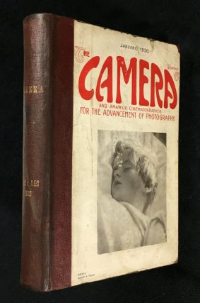 The Camera and Amateur Cinematographer: for the Advancement of Photography. Jan to Dec 1930....