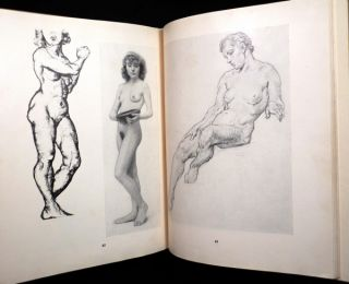 One Hundred Figure Drawings.