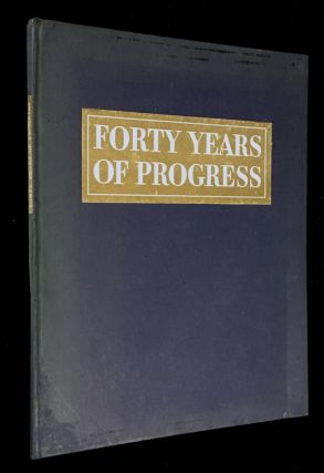 Forty Years of Progress: The story of the Daimler, Lanchester, and B.S.A. motor cars. John Prioleau