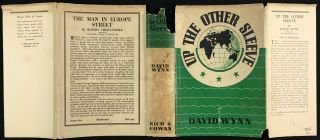 Up the other Sleeve. A continuation of the same author's 'The World My Oyster'.