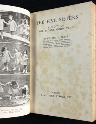 The Five Sisters. A study of the Dionne quintuplets.