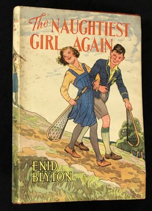 The Naughtiest Girl Again. Enid Blyton, W. Lindsay Cable