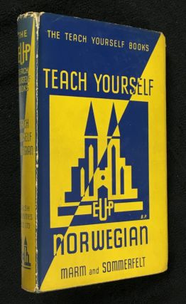 Teach Yourself Norwegian. I. Marm, Alf Sommerfelt