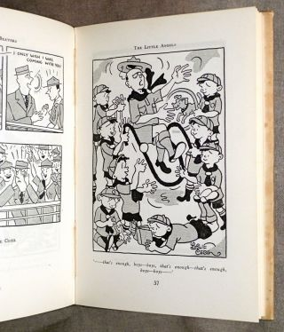 Scout Smiles. A miscellany of mild mockery by Scout and other cartoonists.