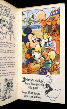 Mickey Mouse: A Story Book with Transfers.