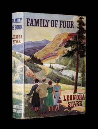 Family of Four. [Signed Copy]. Leonora Starr, wife of the mayor of Southwold Dorothy Rivers...