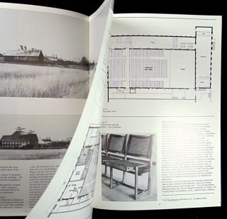 Snape Concert Hall. The Arup Journal: Vol. 1. No. 4 June 1967.