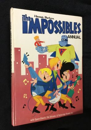 The Impossibles Annual: with Space Ghosts, the Jetsons, & featuring Franky Jnr. Hanna-Barbera.