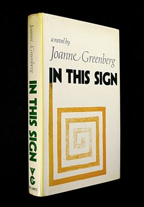 In This Sign. Joanne Greenberg