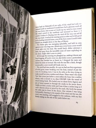 Very Willing Griffin. The story of the smallest boat to ever compete in the Singlehanded Transatlantic race.