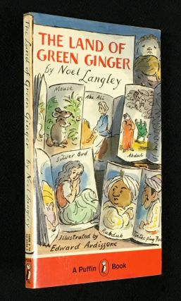 The Land of Green Ginger. [Unique copy?]. Noel Langley, Edward Ardizzone