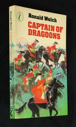 Captain of Dragoons. Ronald Welch, William Stobbs